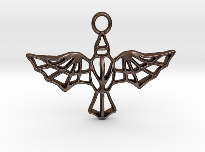 AETHON pendant 3d printed