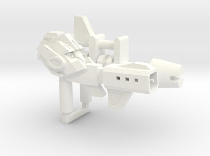 Head Gun + Scout Rifle 3d printed