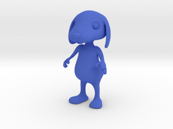 Tiny Dog 3d printed