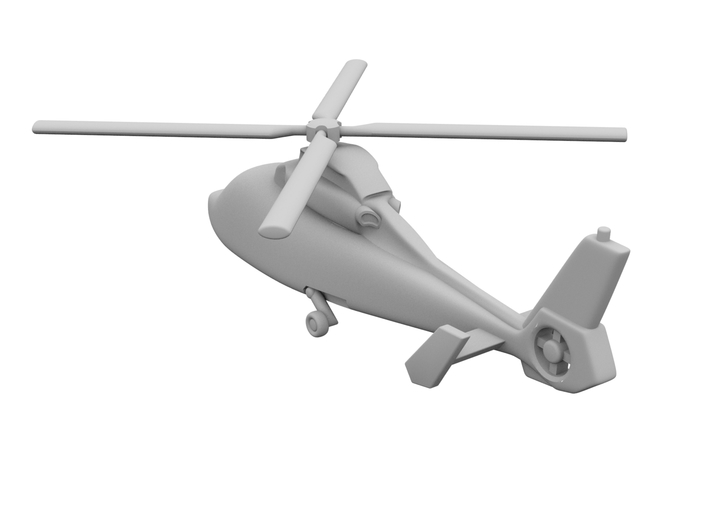 1:400_HH65 Dolphin [x2][S] 3d printed