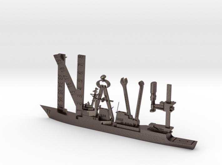 Navy Destroyer Okane1 3d printed