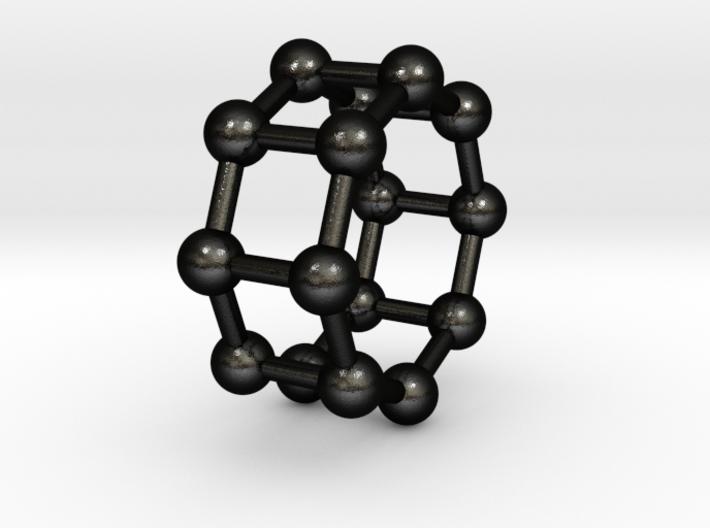 0432 Octagonal Antiprism (a=1сm) #003 3d printed