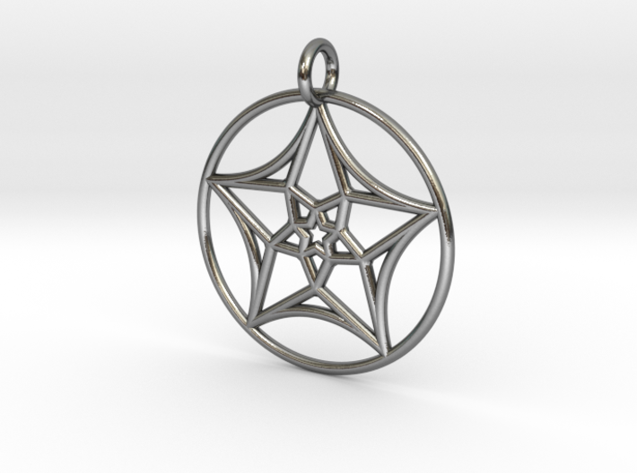 StarNeckLace 3d printed
