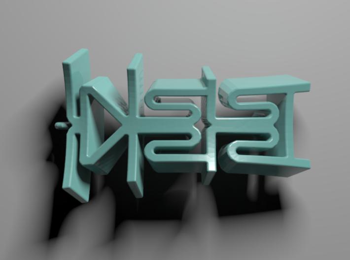 Nist Insist 3d printed