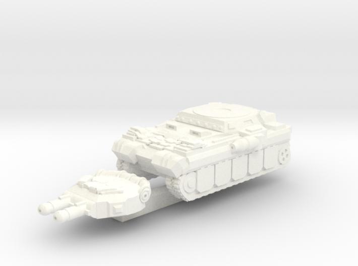 Lupus Magna (Extra Armor) 3d printed