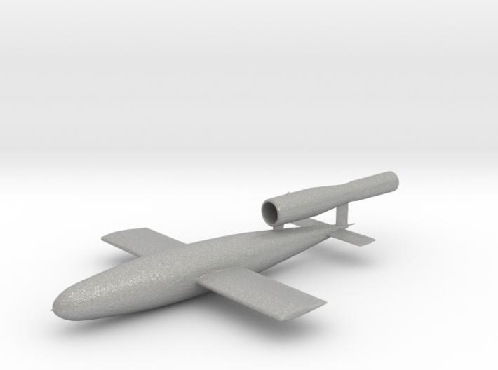 Fieseler V1 Buzz Bomb 1/144 High detail. 3d printed