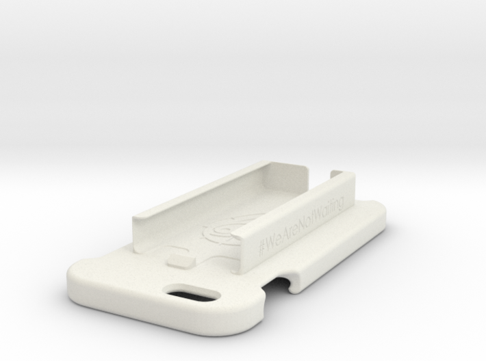 iPhone 6 / Dexcom Case - NightScout or Share 3d printed