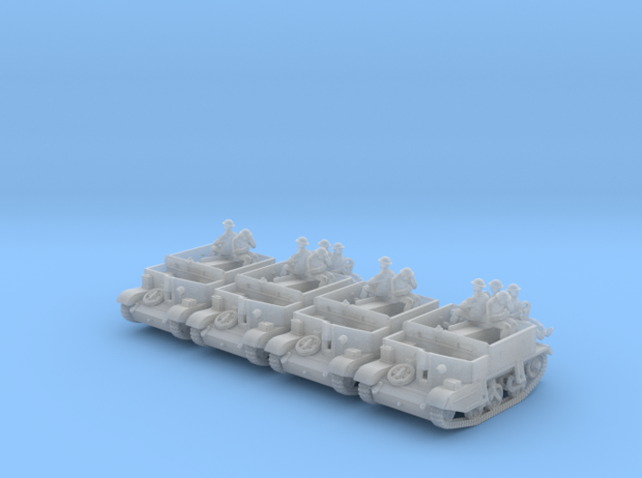Universal Carrier Mk.II - (4 pack) 3d printed