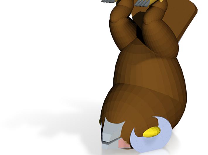 Owlbear N0gg1n 3d printed