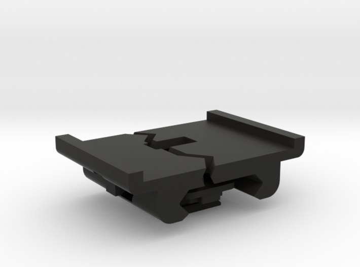 RunCam2 Minimal Rail Adapter 3d printed