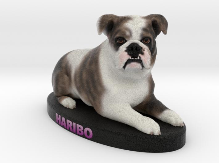 Custom Dog Figurine - Haribo 3d printed