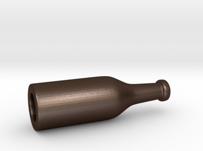 Bender Beer Bottle 3d printed