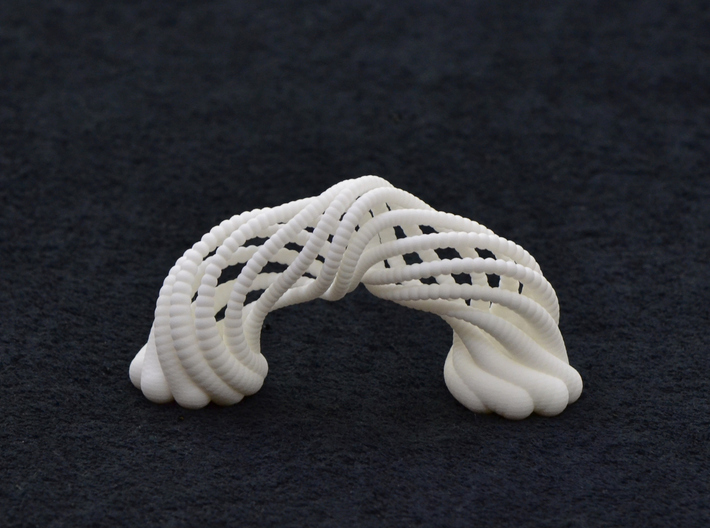 Spinning Arches 3d printed