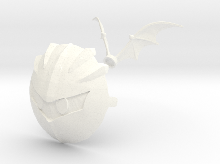 Nendoroid Kirby Meta Knight Mask and Wings 3d printed