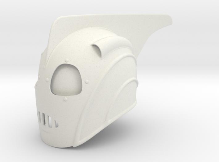 Rocketeer Helmet 1:1 Scale 3d printed