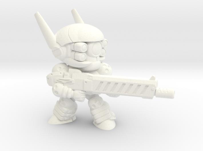 E-SWAT UNIT-008 (E) 3d printed