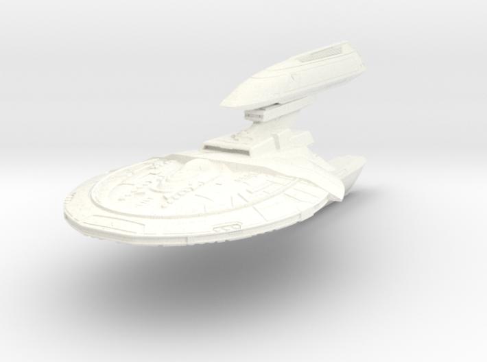 Ultra Class Refit Destroyer 3d printed