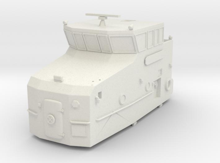 Island Class Super Structure 3d printed
