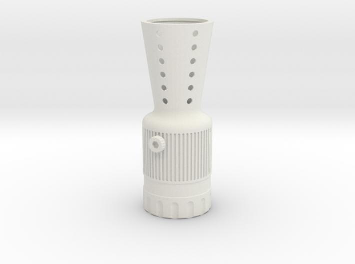 Merr Sonn Flash Hider 3d printed