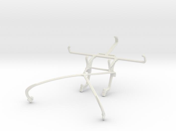 Controller mount for Shield 2015 & Gigabyte GSmart 3d printed
