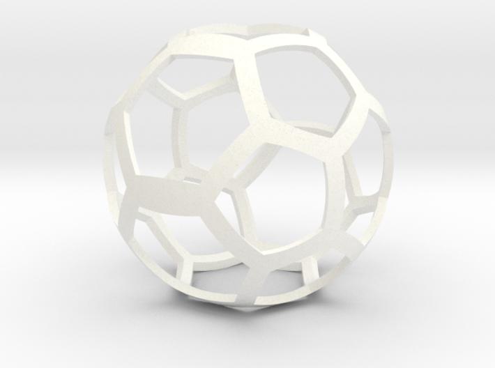 Elastoplastic Ball 3d printed