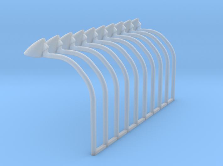 Perronverlichting NMBS Enkel 1 X10 3d printed