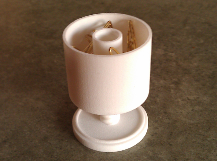 ring holder The Ringmaster Solid Tall 3d printed
