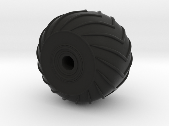 1/48 Amphicat wheel left - Need 3 of these 3d printed