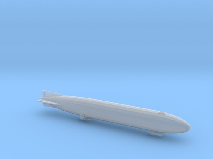 Zeppelin P-Type 1/1250th scale (FD) 3d printed