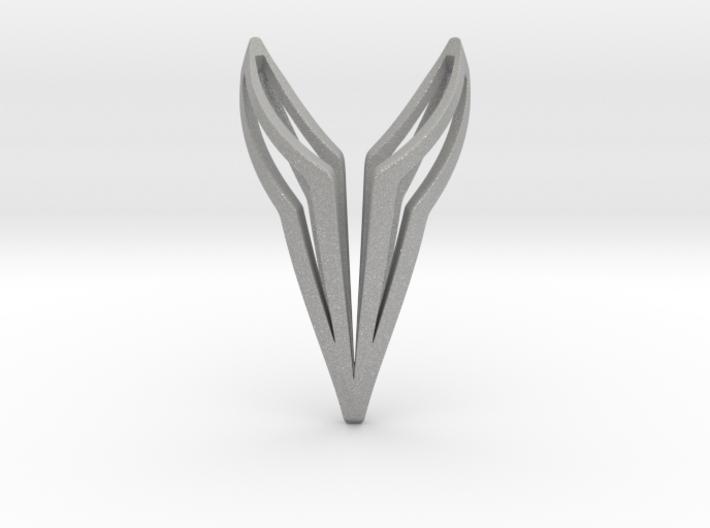 YOUNICAT Pendant, Soft. 3d printed