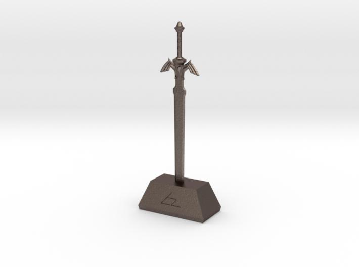 Mastah Sword 3d printed