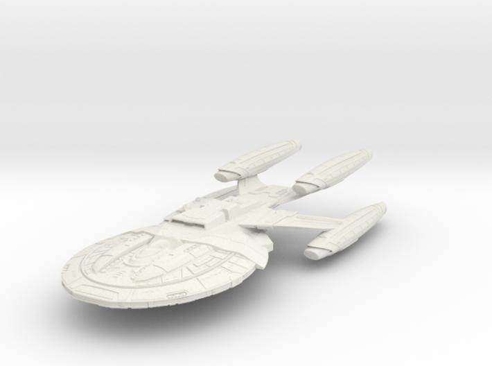 Armada Class II HvyCarrierCruiser LARGE 3d printed