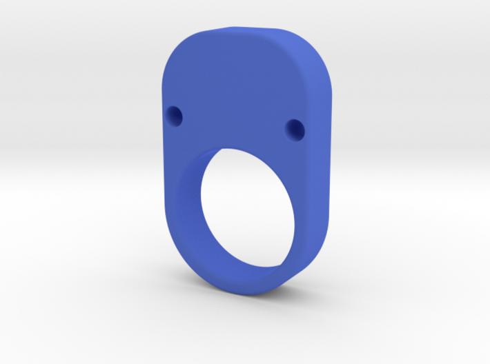 Loop Keychain Knuckle 3d printed