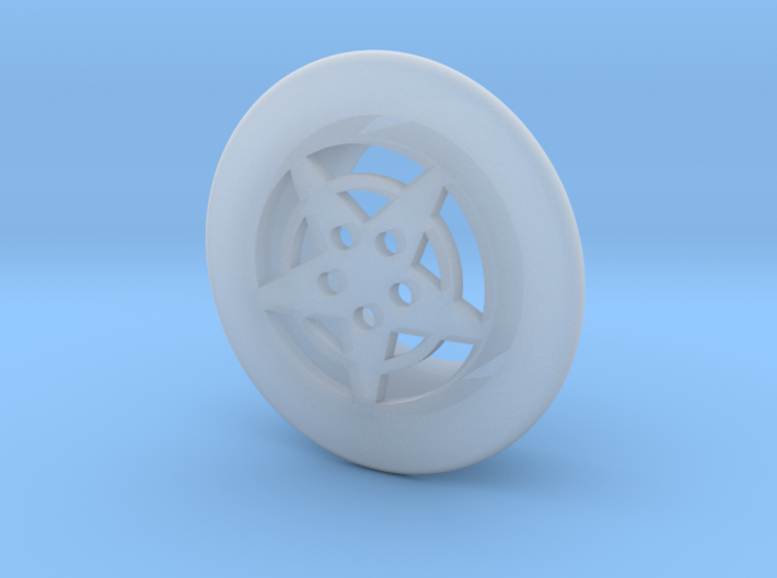 Mattress Button 3d printed