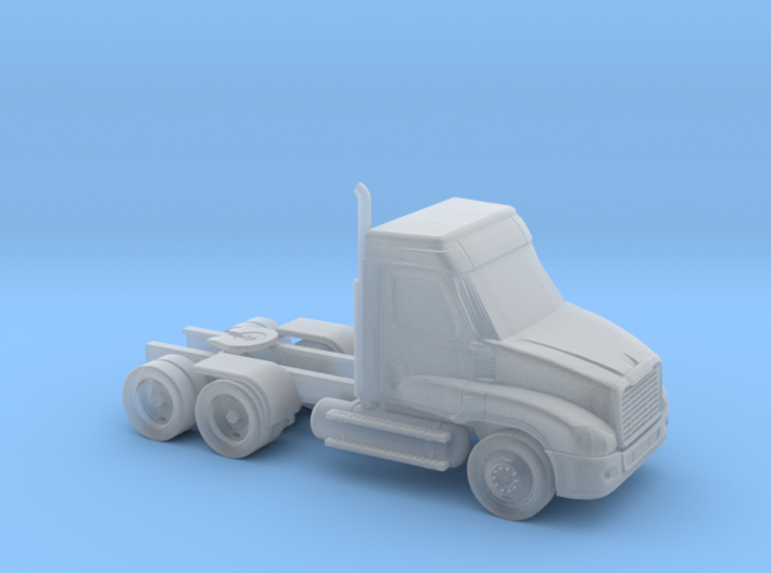 Freightliner Cascadia Truck - Zscale 3d printed
