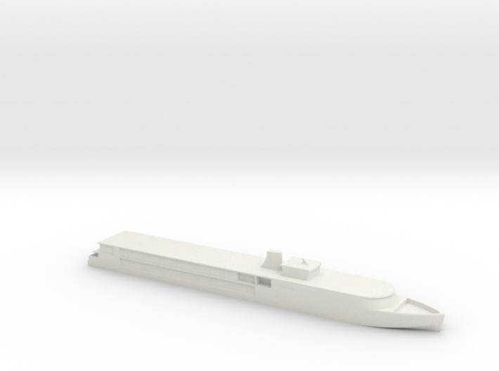 Cunard Princess 3d printed