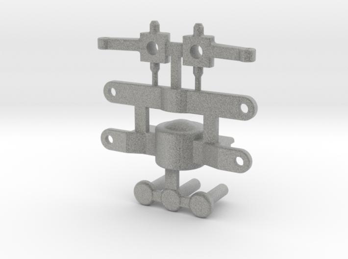 KV33 Steering For PRINT 3d printed
