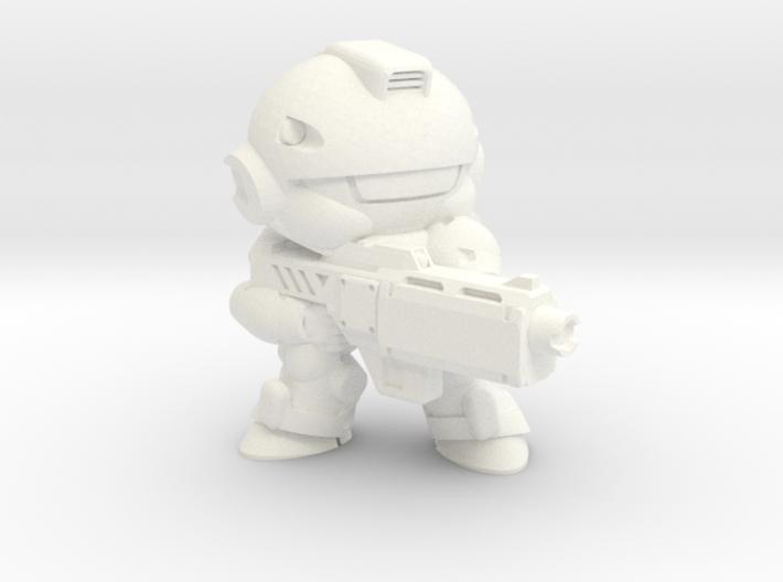 VIPER - BEAM - FIRING 3d printed