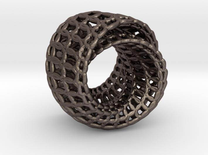 Lingering ring Pendant 3d printed