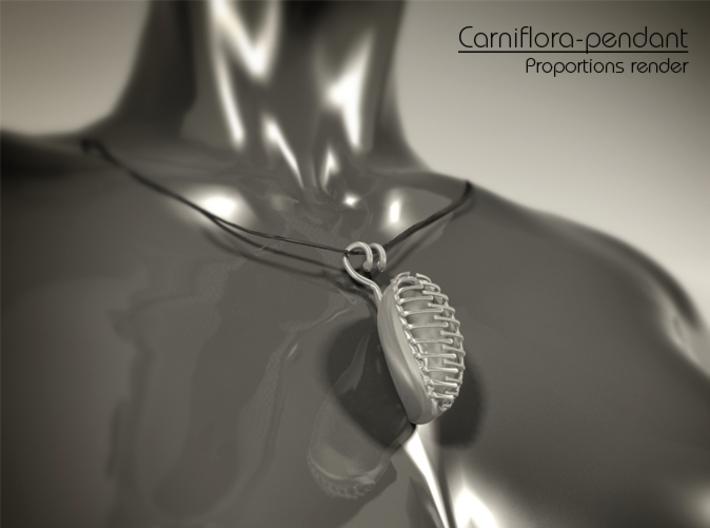 Carniflora 3d printed