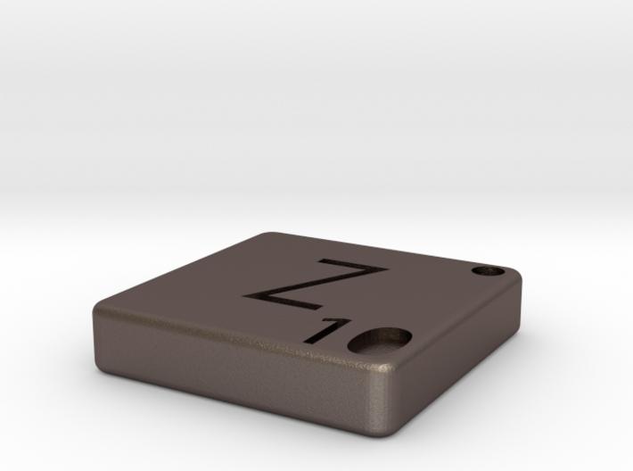 """Z"" Tile 3d printed"