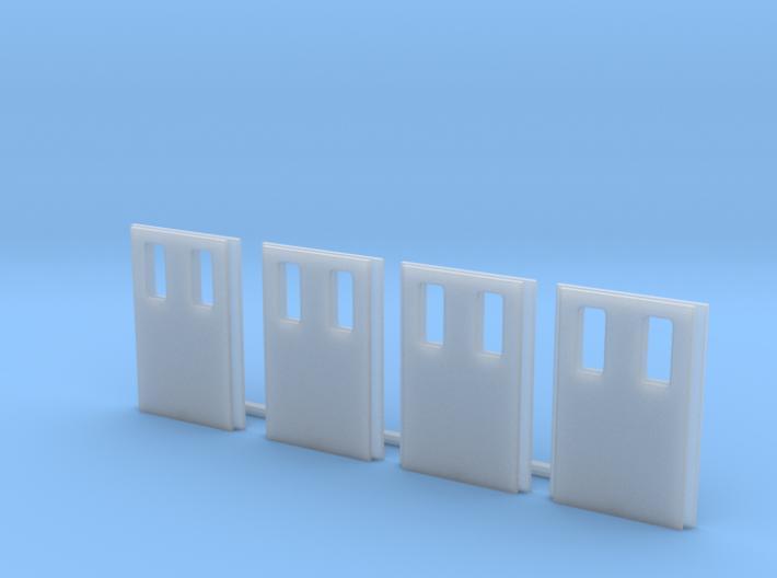 ABDe Mthb Spur TT Türen V2 3d printed