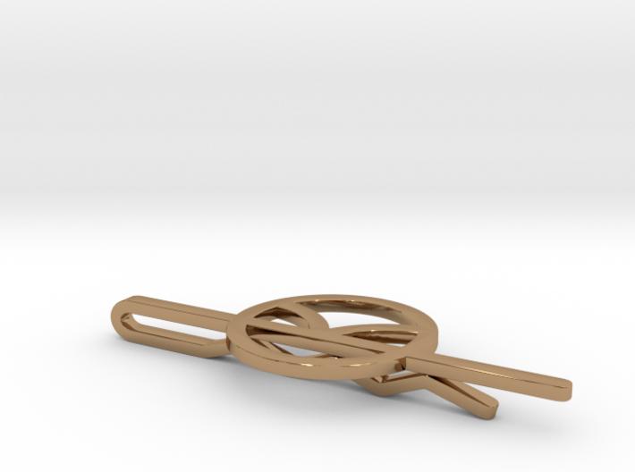 Kingsman Tie Clip 3d printed
