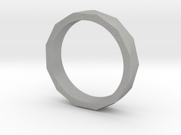 Engineers Ring - US Size 6.5 3d printed