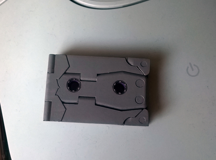 Transformers Cassette-F22 3d printed