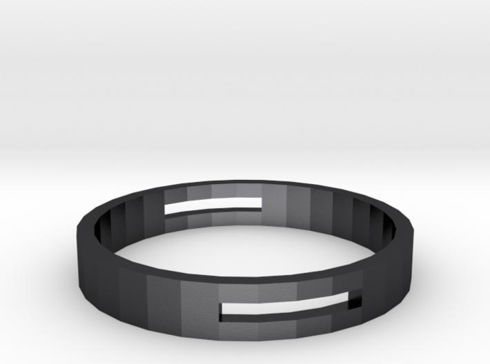 Engineering Ring 3d printed