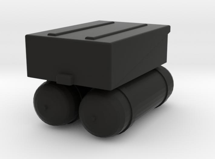 MAN F90 Battery Box 3d printed