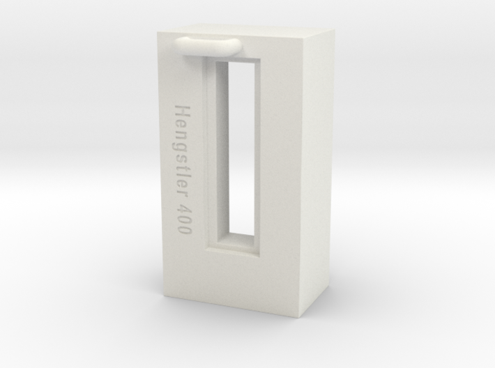 Hengstler Counter 6 Number Housing 3d printed