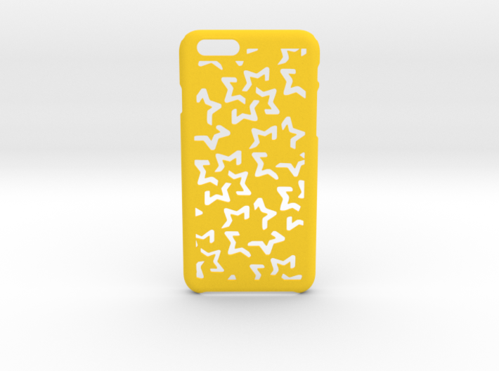 Starry iPhone 6 6s case 3d printed