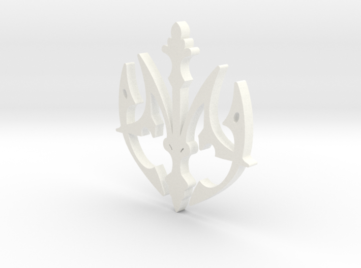 Necklace cover 3d printed
